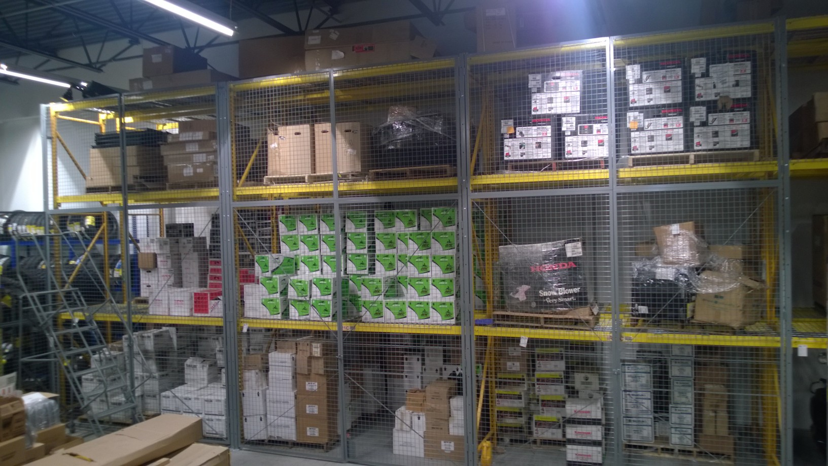 Wire Racks Storage, Fencing, OSHA Guards, and more fencing products