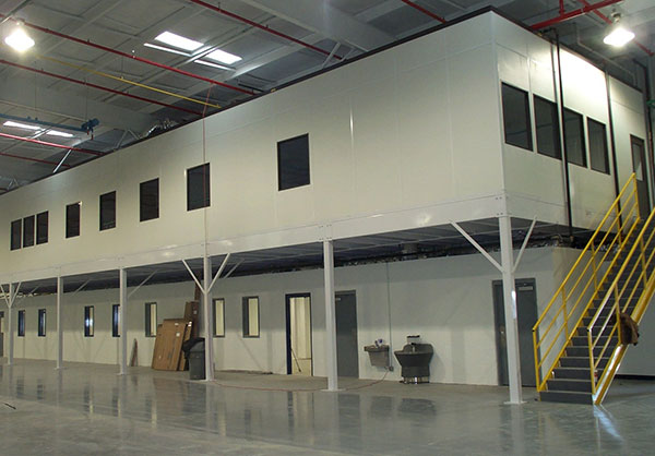 Modular warehouse offices are flexible, economical ways to add much-needed office space for your staff.
