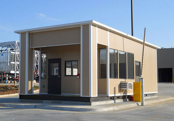Modular Offices - Durable and Long-lasting Guard Buildings, Shacks, Booths